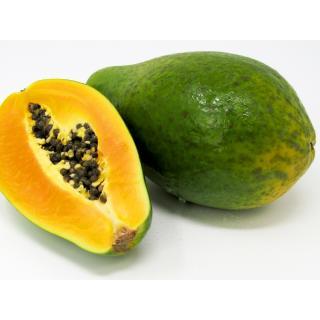 Papayas, ca. 400g