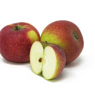 "Äpfel - ""Ingrid Marie""  2,5kg-Kiste"