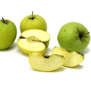 "Äpfel - ""Golden Delicious"""