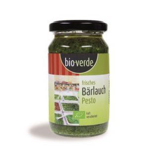 Pesto frisch -  Bärlauch