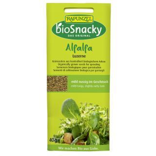 Keimsaat-Alfalfa Luzerne, bioSnacky