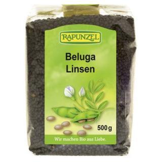 Beluga Linsen (schwarz, klein)
