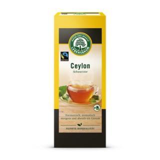 Ceylon Schwarztee Aufgußbeutel