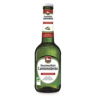 Lammsbräu alkoholfrei 0,33l - Kiste