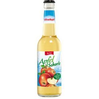Apfel-Schorle klar, 12x0,33l