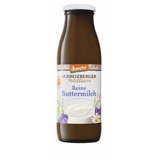 Buttermilch 500 g Flasche