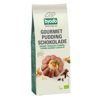 Pudding Schoko, Gourmet