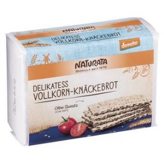 Delikatess Vollkorn-Knäckebrot
