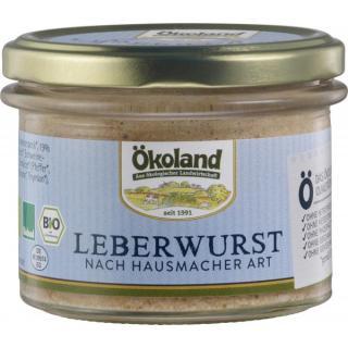 Leberwurst Hausmacher Art Gourmet im Glas