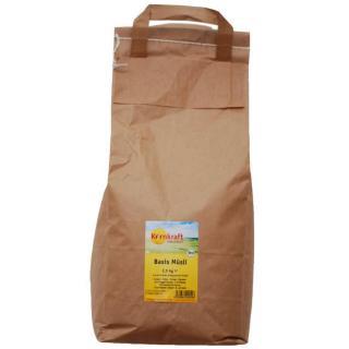 Basis Müsli 2,5kg-Großpackung
