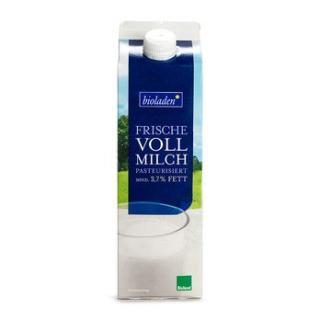Milch - 3,7% Vollmilch Tetra bioladen