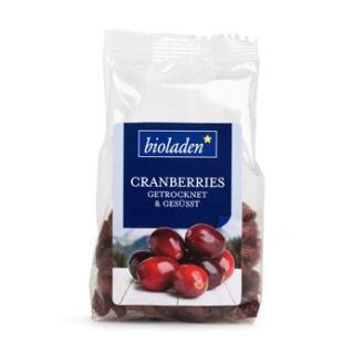 Cranberries gesüßt (100g)
