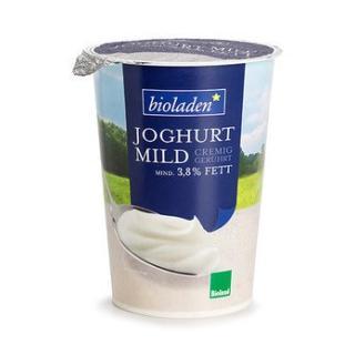 Joghurt natur 3,7% im Becher