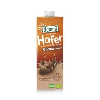 Haferdrink Choco + Calcium - Tetra Pak