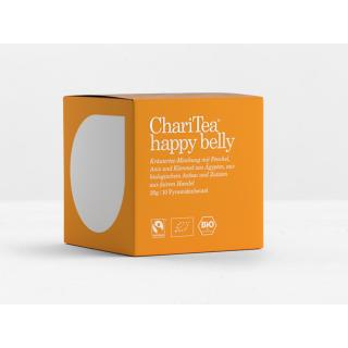 ChariTea happy belly