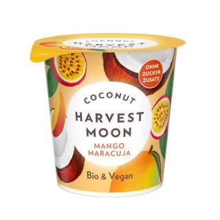 Kokosmilch-Joghurt Mango-Maracuja
