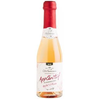 Appleritif Apfel & Rose - alkoholfrei 0,2l