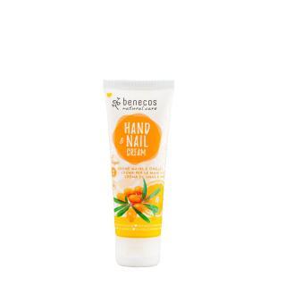 Hand- und Nagelcreme Sanddorn-Orange