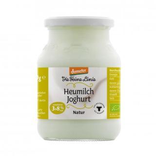 Joghurt natur 3,8%, Heumilch, demeter