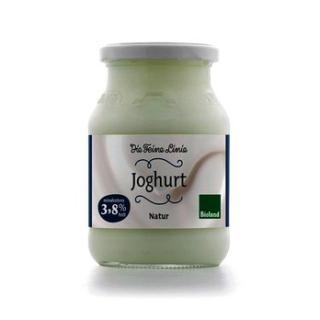 Joghurt natur 3,8%, Feine Linie (Glas)