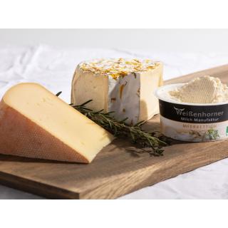Käse - Paket ohne Kälberlab
