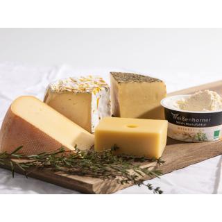 Käse - Paket ohne Rohmilchkäse groß